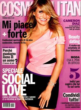 Cosmopolitan ITA 2015-2-1 Cover