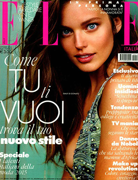 Elle ITA 2014-10-1 Cover