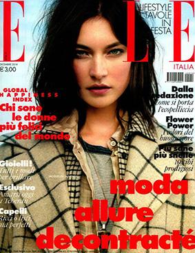Elle ITA 2014-12-1 Cover