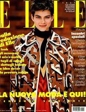 Elle ITA 2014-9-1 Cover