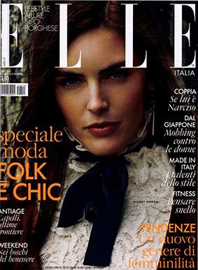 Elle ITA 2015-10-1 Cover