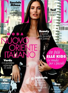 Elle ITA 2015-3-1 Cover