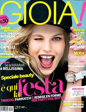 Gioia ITA 2014-11-29 Cover