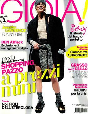 Gioia ITA 2014-11-8 Cover