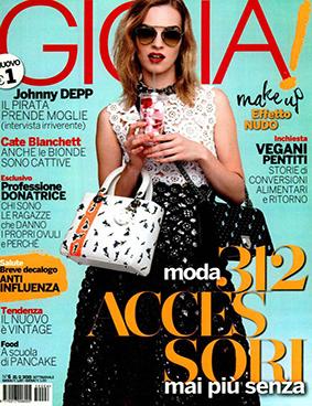 Gioia ITA 2015-2-21 Cover