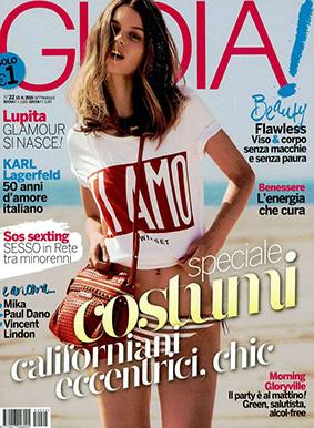 Gioia ITA 2015-6-13 Cover