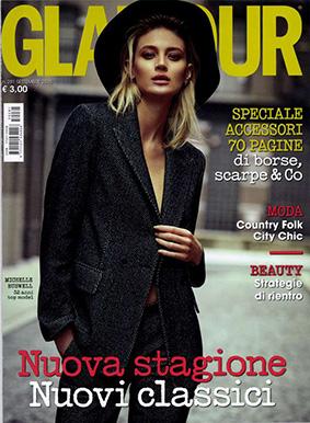 Glamour ITA 2015-9-1 Cover