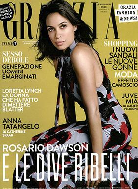 Grazia ITA 2015-6-17 Cover