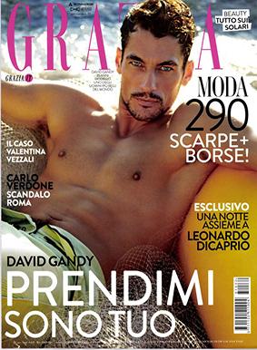 Grazia ITA 2015-8-5 Cover