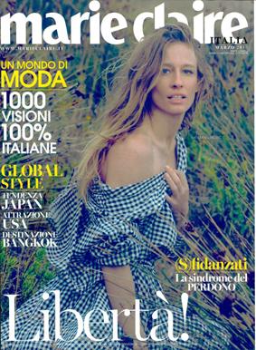 Marie Claire ITA 2015-3-1 Cover