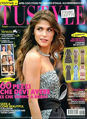 Tu Style ITA 2015-9-21 Cover