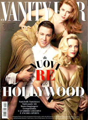 Vanity Fair ITA 2015-3-18 Cover