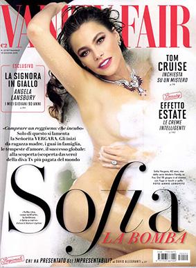 Vanity Fair ITA 2015-6-20 Cover