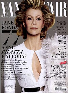 Vanity Fair ITA 2015-9-16 Cover
