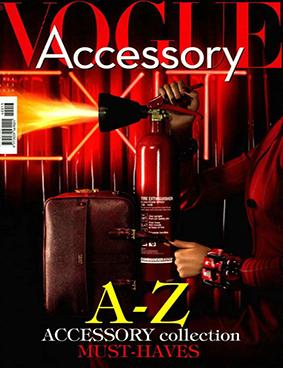 Vogue Accessory ITA 2014-9-1 Cover
