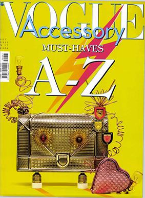 Vogue Accessory ITA 2015-9-1 Cover